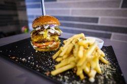 Velvet Burger image