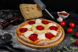 1+1 GRATUIT: Pizza Chorizo e buffala  image