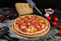 Pizza Burrito  image