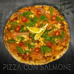 Con salmone image
