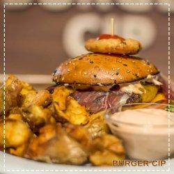 Meniu Burger CIP  image