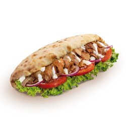 Doner Kebab - mediu