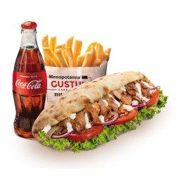Meniu Mediu Doner Kebab