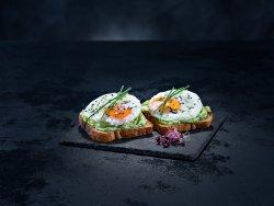 Egg toast image