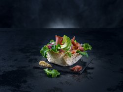 Smoked tuna salad image