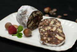 Salame al cioccolato image