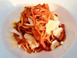 Spaghete amatriciana image
