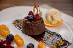Lava cake  image