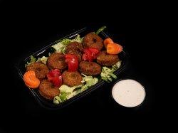 Portie de falafel image