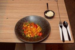 Pomodoro fresco e basilico image
