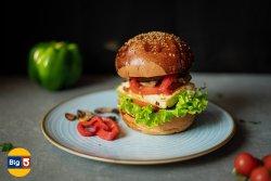 Halloumi/Veggie Burger image
