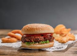 Meniu Burger Moving Mountains Vegan image