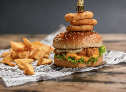 Meniu Fish Burger image