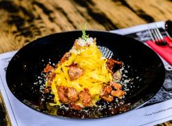 Tagliatelle Carbonara cu Guanciale, ou și parmesan 350g image