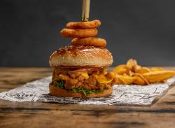Meniu Chicken burger image