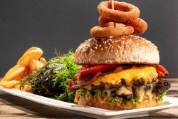 Meniu Burger Bugar`d  image