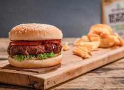 Meniu Burger Beyond Meat Vegan image