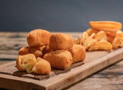 Camembert cheese bites image