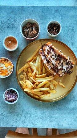Tacos calamari image
