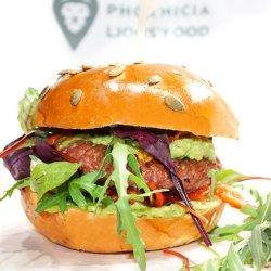 Guacamole Vegan Burger image