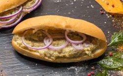 Sandwich salata de vinete image