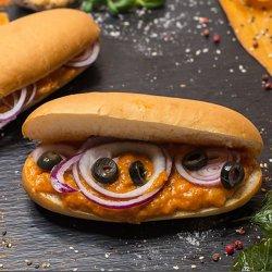 Sandwich zacusca image