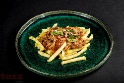 Pulled-Pork Fries image