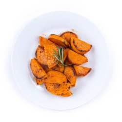 Cartofi dulci sote cu rozmarin  image