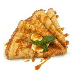 Clătita cu toffee și banane  image