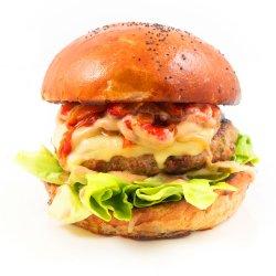 Burger Creol porc image