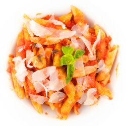 Penne milanese image