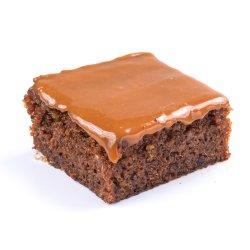 Prăjitură cu sos toffee si curmale  image