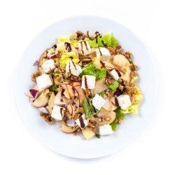 Salată feta cu fructe și nuci image