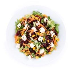 Salată de sfeclă roșie și portocală image