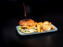 Burger Crispy Pui image