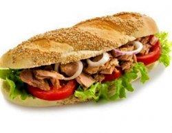 Sandwich cu ton image