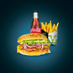 Meniu Burger Kebab image