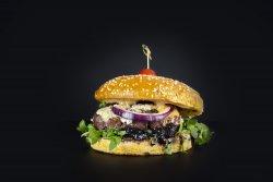 Premium Kiosk ANGUS burger image