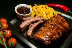 Meniu Coaste de porc BBQ  image
