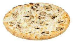 Pizza Pollo e funghi 32 cm