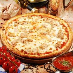 Pizza Tonno e cipolla 45 cm