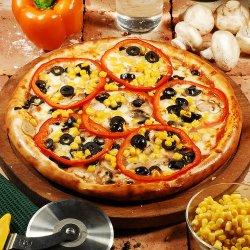 Pizza Vegetariană 45 cm image