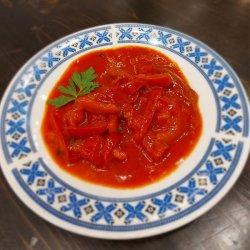 Gogoșari în sos tomat image