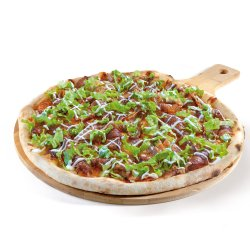 Pizza kebab image