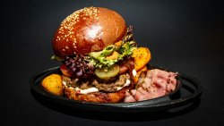 Burger Clasic de vită mare image