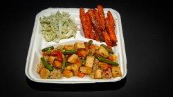 Hot Box Tofu cu legume  image
