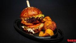 Burger veggie mediu image
