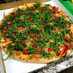 Pizza prosciutto crudo 35 cm