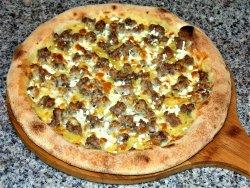 Pizza Diana (Pizza Casei)  image