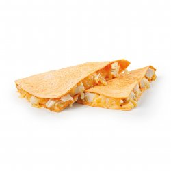 Quesadilla cu Bucăți de pui (2 bucăți) image